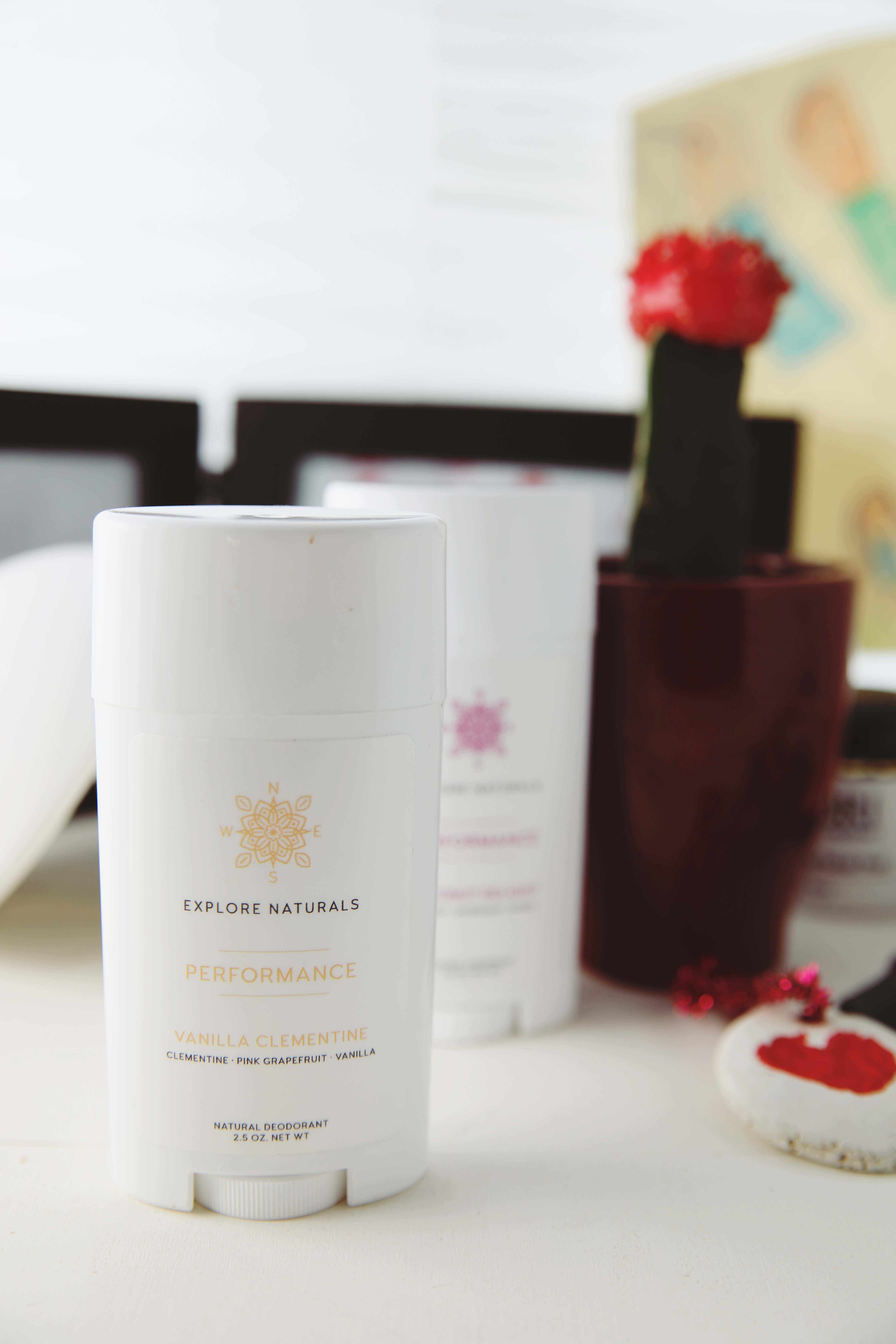 Explore Naturals Deodorant